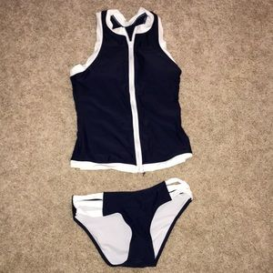 Other - Two piece swimming suit never worn